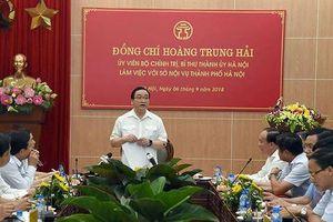 Kiến nghị tăng thu nhập đối với cán bộ, công chức Hà Nội lên 1,8 lần