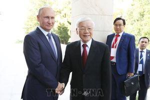 Năng lượng và dầu khí là lĩnh vực hợp tác then chốt, chiến lược giữa Việt Nam – LB Nga