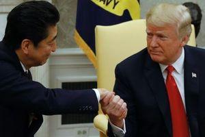 Tổng thống Trump sẵn sàng chiến tranh thương mại với Nhật Bản
