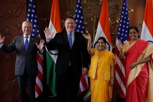 Mỹ - Ấn đạt thỏa thuận an ninh và tương thích thiết bị kỹ thuật quân sự
