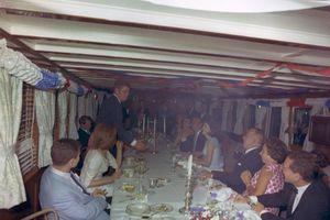 Bữa tiệc sinh nhật cuối cùng của cố Tổng thống John Kennedy