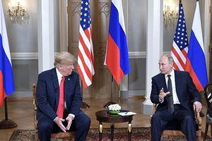 TT Trump bất ngờ 'khen nức nở' cuộc gặp với TT Putin