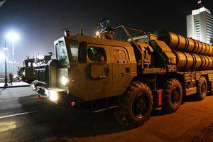 Thổ Nhĩ Kỳ xây dựng vị trí lắp đặt hệ thống S-400 của Nga