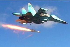 Không quân vũ trụ Nga tập trận trên Địa Trung Hải