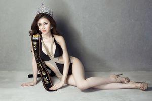 Thư Dung tiếp tục bị tước danh hiệu Á hậu Miss Eco International?