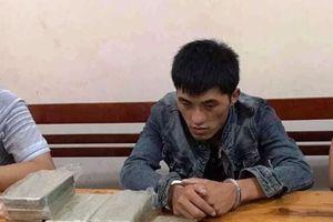 Bắt giữ người Lào mang 10 bánh heroin vào Việt Nam