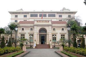 Thư viện Quốc gia Việt Nam: Thu, chi chưa đúng quy định