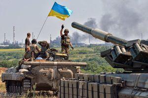 Ukraine lên kế hoạch tung 12.000 quân bình định Donesk