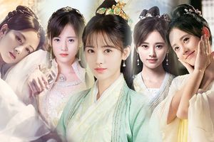 Ngoài 'Vân Tịch truyện', Cúc Tịnh Y còn có thêm 4 tạo hình cổ trang 'khuynh thành'