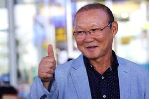 HLV Park Hang Seo nhận vinh dự đặc biệt từ FIFA