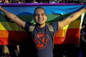 Ấn Độ đã chính thức hợp pháp hóa quan hệ đồng giới
