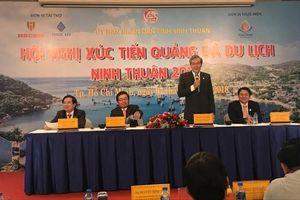 Ninh Thuận tổ chức hội nghị xúc tiến quảng bá du lịch