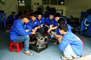 Đào tạo nghề gắn với nhu cầu của doanh nghiệp và thị trường lao động