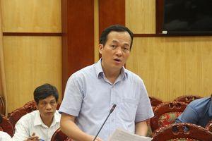 Tiếp tục đẩy nhanh tiến độ thực hiện Dự án Bệnh viện Ung bướu Thanh Hóa