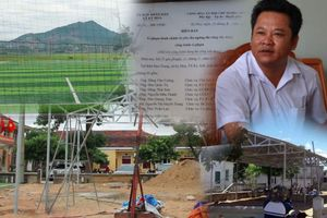 Kỳ Anh - Hà Tĩnh: Chính quyền xã Kỳ Hoa bất lực hay bao che cho công trình xây dựng trái phép?