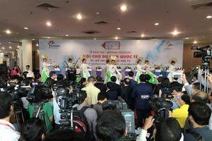 Khai mạc Hội chợ Du Lịch quốc tế TP.HCM lần thứ 14