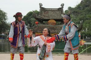 Nghệ thuật tuồng làng Dương Cốc: Bao giờ trở lại ngày xưa?