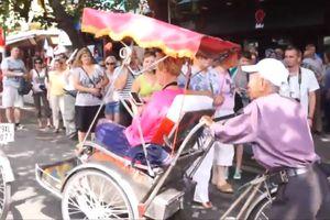 Hà Nội: Lượng khách du lịch tăng mạnh trong dịp nghỉ lễ 2/9