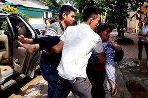 60 công nhân may ngộ độc khí tại Yên Bái
