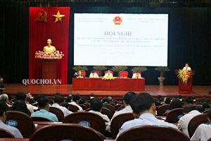 Hội nghị Thường trực hđnd khu vực Trung du và miền núi phía Bắc lần thứ 5 tại Sơn La