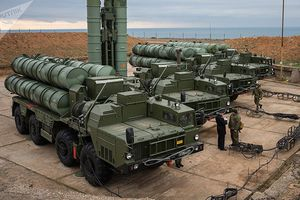 Thổ Nhĩ Kỳ bắt đầu xây dựng cơ sở để triển khai S-400