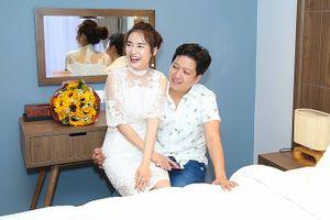 Chuyện showbiz: Thông tin cụ thể về đám cưới Nhã Phương - Trường Giang