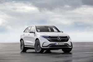 Khám phá Mercedes ra mắt crossover điện EQC cạnh tranh với Audi E-tron
