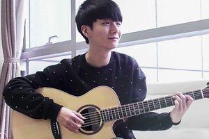 'Thần đồng' guitar Hàn Quốc biểu diễn tại Việt Nam