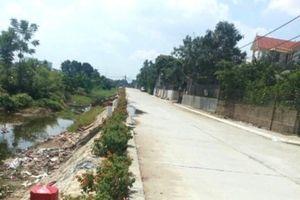 Vi phạm tại DA đường liên xã ở Thanh Trì: Cần thanh tra toàn diện