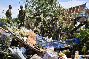 Nhật Bản nỗ lực tìm kiếm người sống sót sau động đất