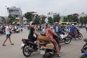 Không có chuyện 'tòa nhà bị nghiêng do động đất ở Hà Nội'
