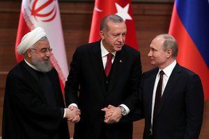 Chiến trường Syria và cuộc đối thoại ba bên