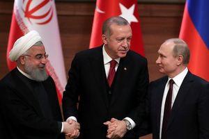 Thổ Nhĩ Kỳ nỗ lực cứu phe nổi dậy Syria nhưng không thành