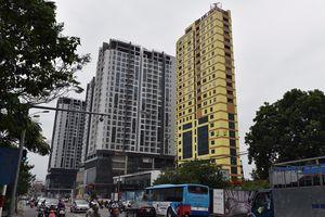 Người Hà Nội xôn xao vì động đất gây rung lắc nhà cao tầng