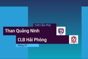 Highlights CLB Quảng Ninh 3-3 CLB Hải Phòng: Rượt đuổi kịch tính