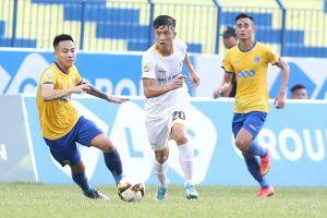 Vòng 21 NutiCafe V.League 2018: Chờ hiệu ứng từ ASIAD