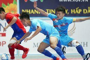 Đánh bại cựu vương Sanna Khánh Hòa, Hải Phương Nam duy trì ngôi đầu bảng