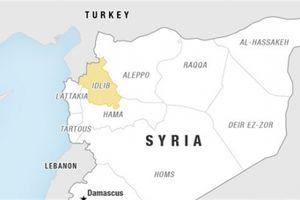 Ankara muốn ngừng bắn ở Idlib: Nga từ chối thẳng