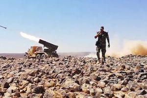 Chiến sự Syria: Quân đội Assad tấn công dồn dập ở trận địa Al-Safa