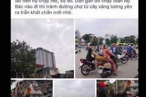 Dân mạng hoang mang chia sẻ thông tin động đất ở Hà Nội