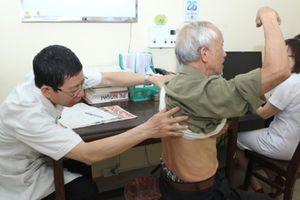 Thủ tục khám kiểm tra lại vết thương