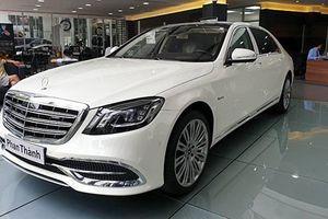 Thiếu gia Phan Thành tậu xe Mercedes-Maybach 7,2 tỷ đồng