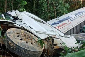 Liên tiếp xảy xa tai nạn trên đường tránh TP Huế