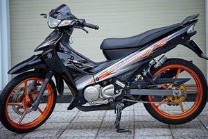 'Xế nổ' Yamaha Z125 độ giá hơn 300 triệu tại Vĩnh Long