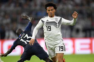 UEFA Nations League: Leroy Sane bất ngờ rời khỏi tuyển Đức