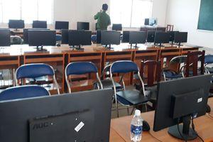 Nhiều trường học miền Tây bị cuỗm RAM, CPU máy tính