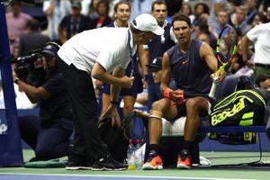 Mỹ mở rộng 2018: Nadal bỏ cuộc, Del Potro gặp Djokovic ở chung kết