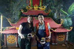 Phan Thanh Liêm lại được mời mang rối nước thu nhỏ tới Ý