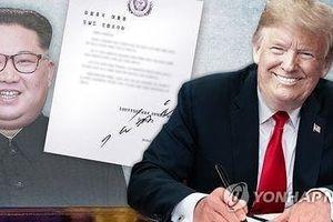 Tổng thống Trump muốn sớm nhận thư từ ông Kim Jong-un