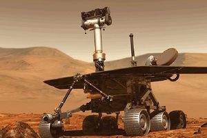 Tìm kiếm chiếc xe thám hiểm sao Hỏa mất tích sau cơn bão bụi